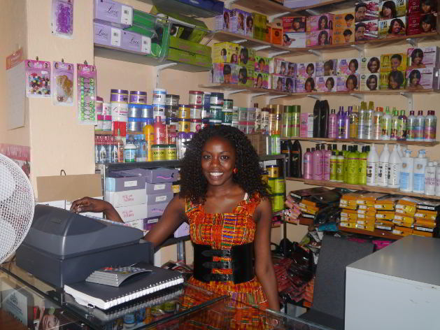 afro hair style afro business center